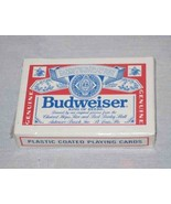 GREAT Unopened BUDWEISER Beer Ad Playing Cards - $17.34