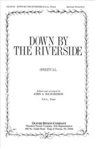Down By The Riverside (Piano Reduction/Vocal Score) - $1.60