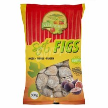 Natural Sun Dried Natural Spanish Figs 500 grs Sealed Bag - $29.99