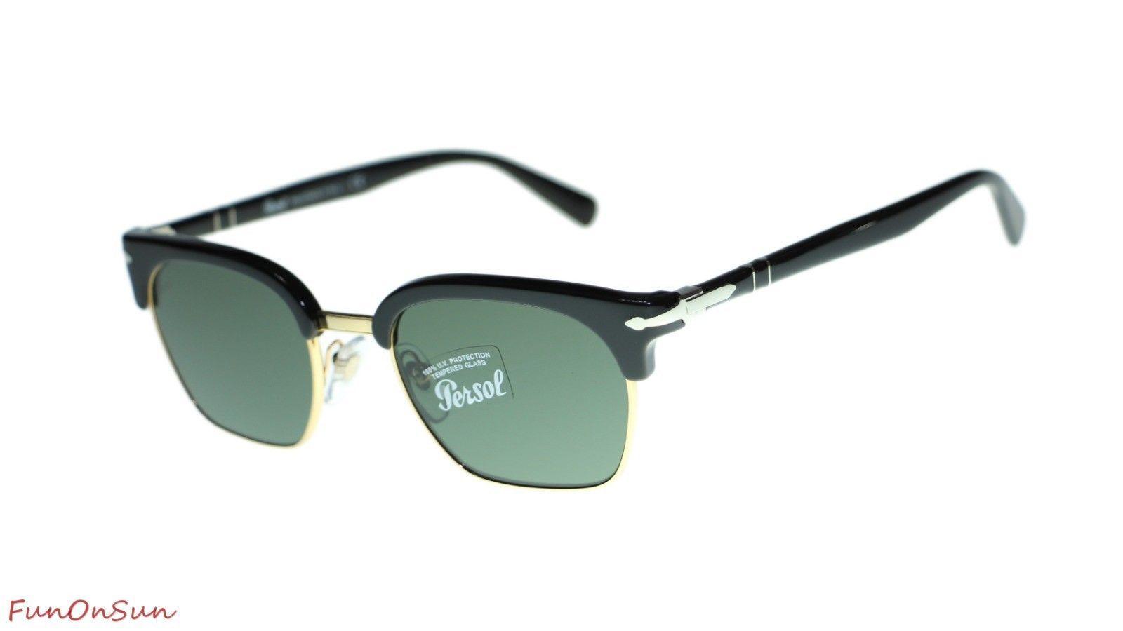 6e18d459942ff Persol Mens Square Sunglasses PO3199S 9531 and 50 similar items. 10