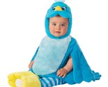 Rubie's Kid's Opus Collection Lil Cuties Blue Bird Costume Baby Costume, As Show