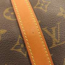 LOUIS VUITTON Flanerie 45 Monogram Canvas Shoulder Bag M51115 France Authentic image 5
