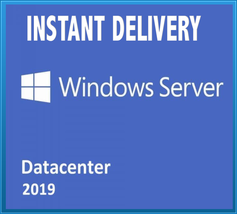 Windows Server 2019 Datacenter Key & Download -I NSTANT DELIVERY - $14.00