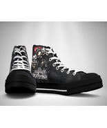 5 finger death punch Canvas Sneakers Shoes - $29.99