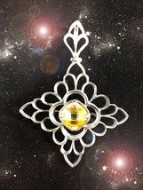 HAUNTED NECKLACE THE GOLDEN STAR OF  RICHES AND WEALTH  SECRET OOAK MAGICK POWER - $9,377.77