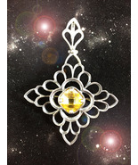 HAUNTED NECKLACE THE GOLDEN STAR OF  RICHES AND WEALTH  SECRET OOAK MAGI... - $9,377.77