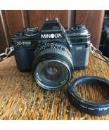 Vintage Minolta X-700 Camera & 28mm f2 MD Fast Manual Focus Lens - Made ... - $157.50