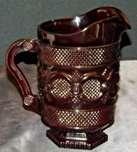 "Cape Cod Ruby Red AA20-90CC11 46 Oz 7 ½"" Pitcher - $115.95"