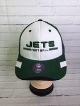 NFL Team New York Jets Football Two Tone Hat Cap Adjustable Strapback Ki... - $17.41