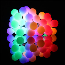 (40 LED RGB)10 LED Battery Operated Heart Shaped Christmas String Light F - $20.00