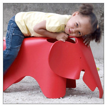 Eames Elephant Children's Toy and Seat - by Vitra - $330.00