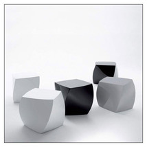 The Frank Gehry Left Twist Cube -- available in several colors -- by Heller - $250.00
