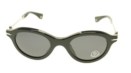MONCLER MC513-02 BLACK / GRAY SUNGLASSES SANCY MC 513-02 - $195.51