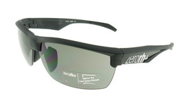 ZERORH+ NAUTA Black / Gray Sunglasses Rh769-01 Carl Zeiss - $117.11