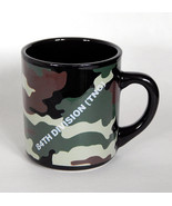 Army 84th Division TNG Railsplitters Coffee Mug Cup Camouflage Military ... - $10.00
