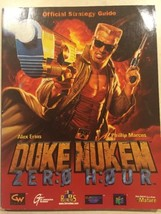Duke Nukem: Zero Hour Official Strategy Guide Nintendo N64 - $12.00