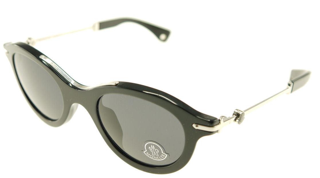 MONCLER MC513-02 BLACK / GRAY SUNGLASSES SANCY MC 513-02