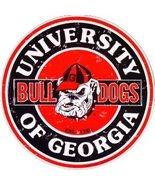 University of Georgia Bulldogs Collegiate Embos... - $9.99