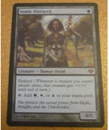 Magic the Gathering Nobile Hierarch - Highest Quality Proxy - $7.00