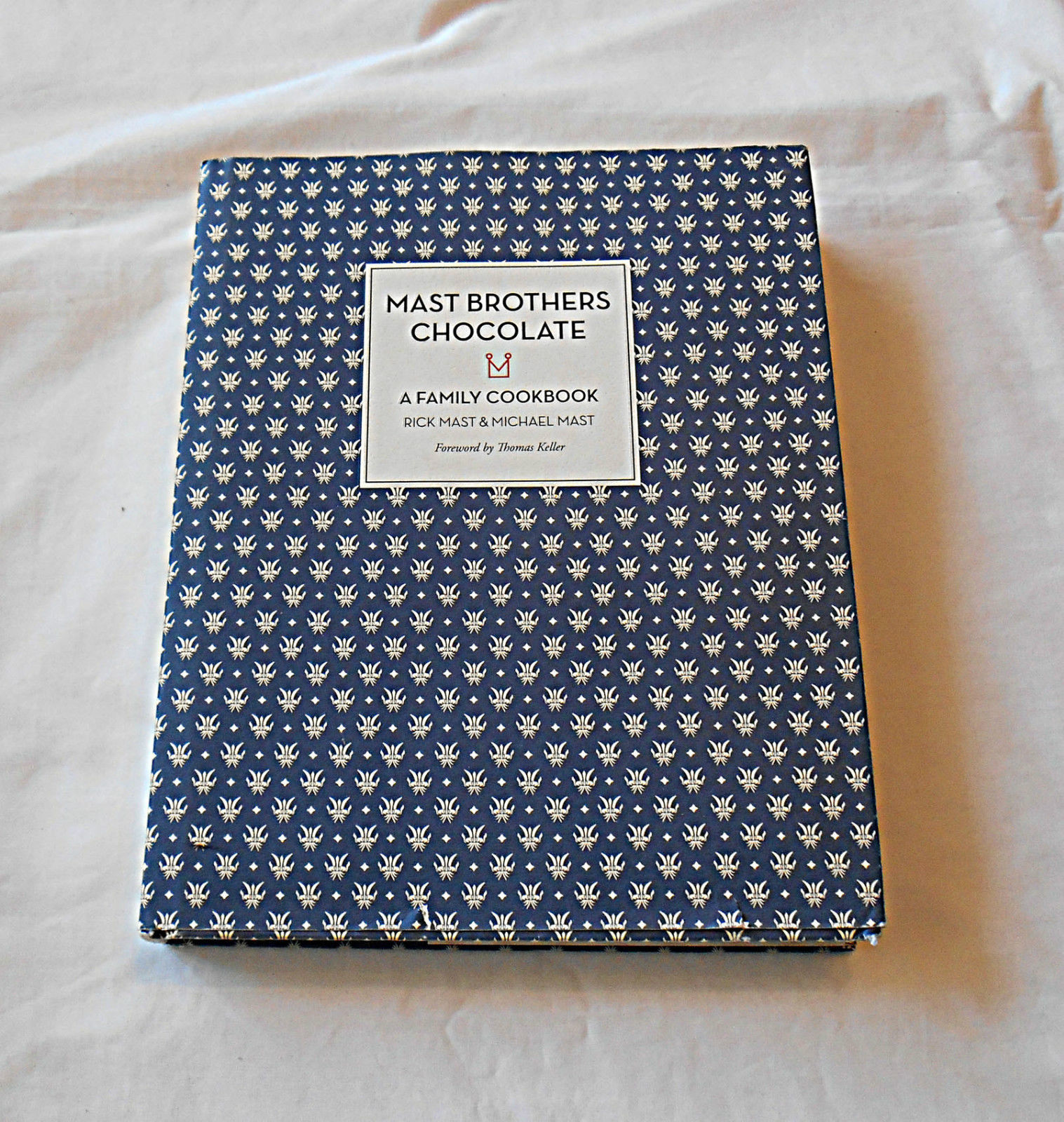 Primary image for Mast Brothers Chocolate: A Family Cookbook by Mast, Rick, Mast, Michael
