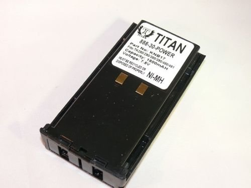 Primary image for Titan 2100MAH NIMH Radio Battery for BNH-KNB17 Fits Kenwood TK390/480/481