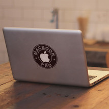 "MBP Starbucks Mock for Macbook Air Pro 11 13 15 17"" Vinyl Decal Sticker - $6.59"