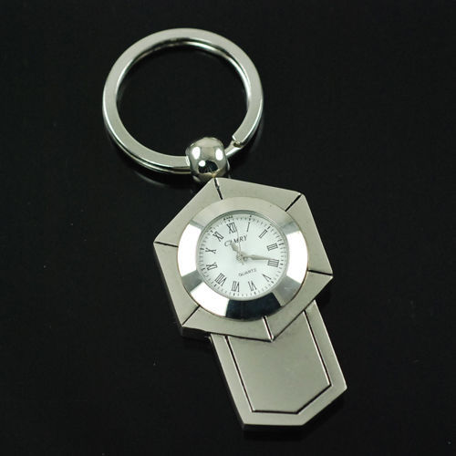 Primary image for High Quality Stainless Steel Watch & Keychain Metal Keychain & Watch #1