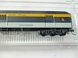 Micro-Trains #14900410 Chesapeake & Ohio 78' Heavyweight Horse Car N-Scale image 3