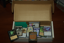 MAGIC: The Gathering cards LOT of 1000 - $80.00