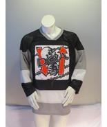 Canada Punk Band Shirt - D.O.A. 40th Anniversary Hockey Jersey - Men's M... - $75.00