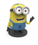 Despicable Me Minion Made Bluetooth Speaker - $13.99