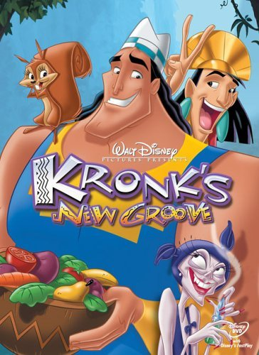 Primary image for Disney/Pixar Kronk's New Groove (DVD, 2005)