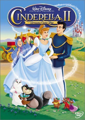 Disney/Pixar Cinderella II: Dreams Come True (DVD, 2002)