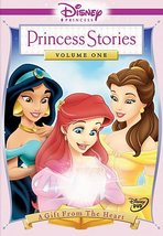 Disney Princess Stories Volume 1: A Gift From the Heart (DVD, 2004)