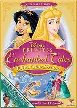 Disney Princess Enchanted Tales: Follow Your Dreams Special Edition DVD