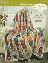 Needlecraft Shop Crochet Pattern 952240 Make A Wish Afghan Collectors Se... - $4.99