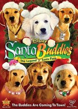 Disney Santa Buddies: The Legend Of Santa Paws (DVD, 2009)