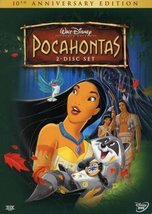 Disney Pocahontas (Two-Disc 10th Anniversary Edition) (DVD, 2015)
