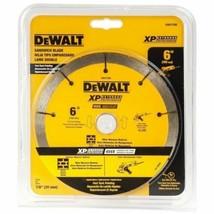 "Dewalt DW4739S 6"" .250 XP Diamond Sandwich Tuck Point Blade - $23.76"