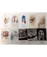 10 Vintage Christian Communion Cards, France 1950's > 60's - $24.90