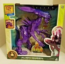"""NEW Alien Queen 12"""" Action Figure Walmart 2019 Exclusive Lanard Xenomorph Purple - $31.04"""