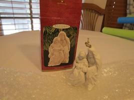 Hallmark Keepsake ornament Christmas God's Gift of Love Jesus Mary Josep... - $29.69
