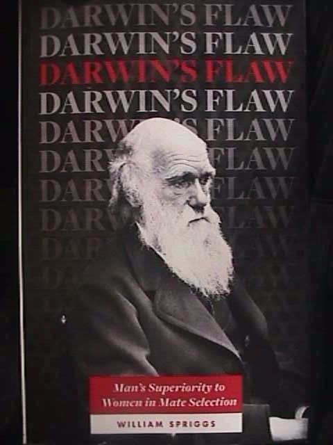 Primary image for Darwin's Flaw by William Spriggs