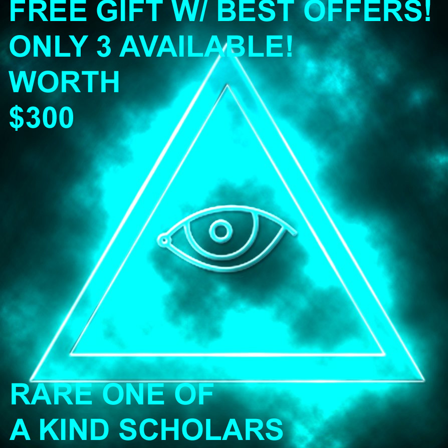Primary image for NEW! ALL BEST ACCEPTED OFFERS!! FREE OOAK SCHOLARS GIFT WORTH $340! HIGH MAGICK