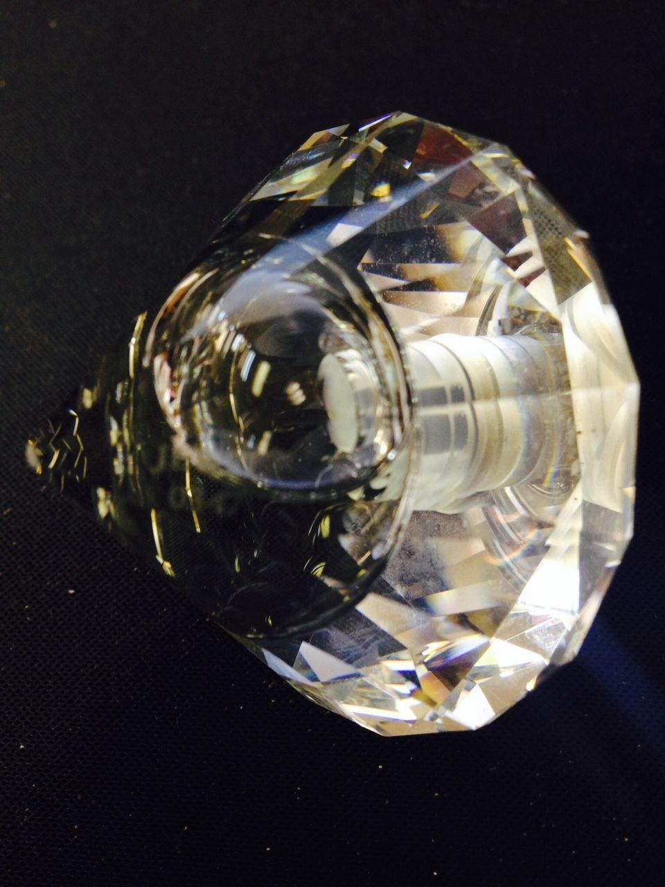 JEWEL A MASTERPIECE BY SWAROVSKI FOR DESIGNER PARFUM 1/8 oz SEE DETAILS