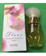 Fleur By Lentheric 0.8 oz/25 ml Parfum de Toilette NIB HARD TO GET,COLLE... - $38.00