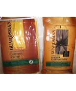Guardsman Clean & Renew Leather Wipes 20-Count + Multipurpose Dusting Cl... - $19.99