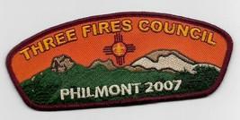Three Fires Council TA-45 2007 Philmont CSP - $9.90