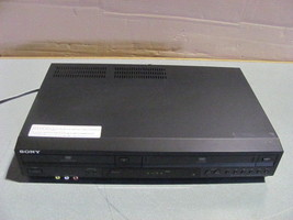 OEM sony DVD player/ video cassette recorder model SLV-D380P - $141.76