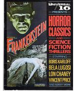 Universal 16 Presents :Horror Classics & Science Fiction Thrillers - $3.50
